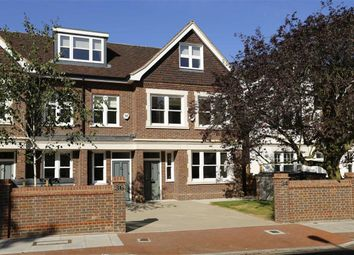 Thumbnail 4 bed terraced house for sale in Dover Park Drive, Putney