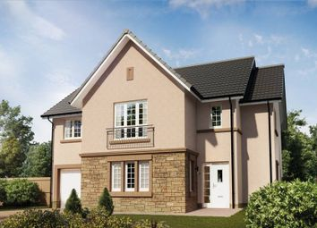 "Thumbnail 4 bed detached house for sale in ""The Cleland"" at Milngavie Road, Bearsden, Glasgow"