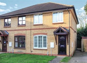 Thumbnail 3 bed property to rent in Benets Gardens, Eye, Peterborough