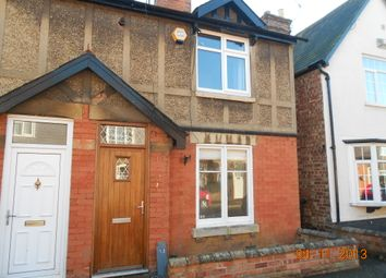 Thumbnail 2 bedroom terraced house to rent in Kings Road, Oakham