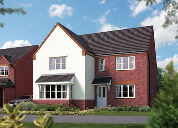 "Thumbnail 5 bed property for sale in ""The Arundel"" at Pear Tree Meadows, Queen's Drive, Cheshire, Nantwich"