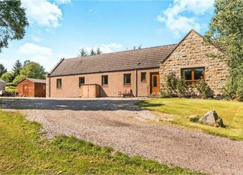 Thumbnail 4 bed detached bungalow for sale in Craigellachie, Craigellachie, Aberlour, Moray
