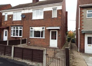 Thumbnail 3 bed semi-detached house for sale in Ley Gardens, Alfreton, Derbyshire