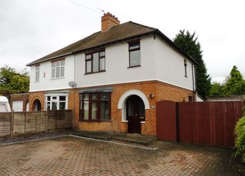 Thumbnail 3 bed semi-detached house for sale in Castle Way, Willington, Derby