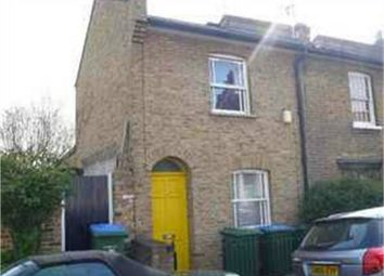 Thumbnail 2 bedroom end terrace house to rent in Earlswood Street, London