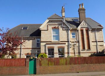 Thumbnail 2 bed flat for sale in Portland Avenue, Exmouth, Devon