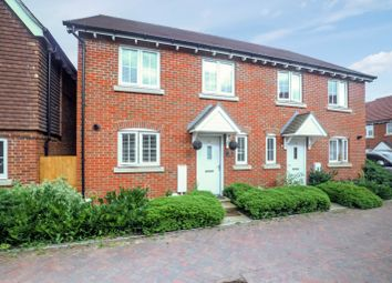 Thumbnail Semi-detached house for sale in Leigh Road, Sittingbourne