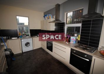 Thumbnail 8 bed terraced house to rent in Regent Park Terrace, Leeds