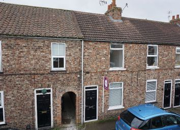 Thumbnail 2 bedroom terraced house to rent in North Lane, Haxby, York