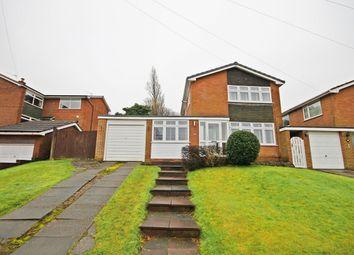 Thumbnail 4 bed detached house for sale in Kingsley Drive, Appleton, Warrington