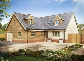 Thumbnail 4 bed detached house for sale in Phoebe Lane, Wavendon, Milton Keynes