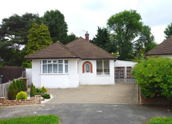 Thumbnail 2 bed detached bungalow for sale in Plantagenet Close, Worcester Park