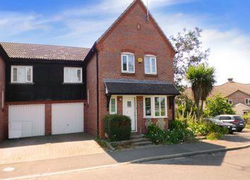 Thumbnail 4 bed end terrace house for sale in The Leas, Rustington, Littlehampton