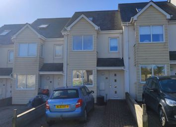 Thumbnail 3 bed terraced house for sale in Porth Bean Road, Porth, Newquay