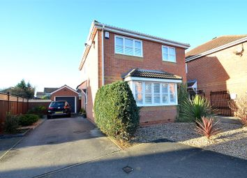 Thumbnail 3 bed detached house for sale in Penmoor Close, Long Eaton, Nottingham