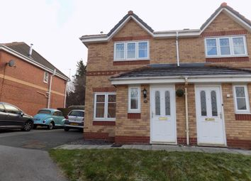 Thumbnail 2 bed semi-detached house for sale in Redtail Close, Runcorn