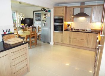 Thumbnail 4 bed detached house for sale in Eastfield Road, Wollaston, Northamptonshire
