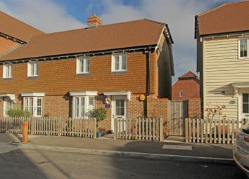 Thumbnail 3 bed property for sale in Holly Blue Drive, Iwade, Sittingbourne