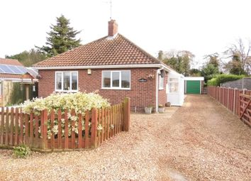 Thumbnail 3 bed detached bungalow for sale in Lynn Road, Middleton, King's Lynn