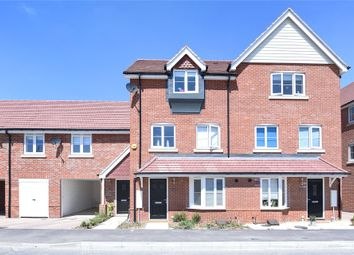 Thumbnail 4 bed terraced house for sale in Jasmine Square, Woodley, Reading, Berkshire