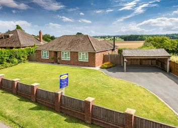 Thumbnail 3 bed detached bungalow for sale in Robin Lane, Edgmond, Newport