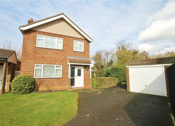 Thumbnail 3 bed detached house for sale in Brambledown, Staines-Upon-Thames, Surrey