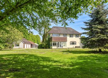 Thumbnail 4 bed detached house for sale in Sefton Lane, Warningcamp, Arundel, West Sussex
