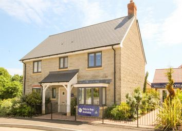 Thumbnail 4 bed detached house for sale in Charfield Village, Charfield, South Glos