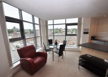 Thumbnail 3 bedroom flat for sale in Brunswick Court, Newcastle, Staffordshire