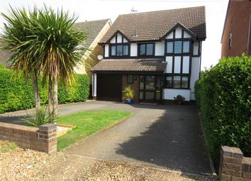 Thumbnail 4 bedroom detached house for sale in Woodland Road, Rushden