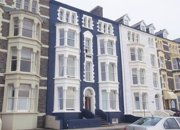 Thumbnail 4 bed flat to rent in Victoria Terrace, Aberystwyth