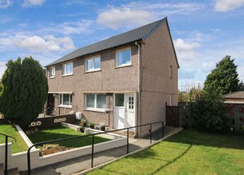 Thumbnail 3 bed semi-detached house for sale in Livingstone Drive, Bo'ness