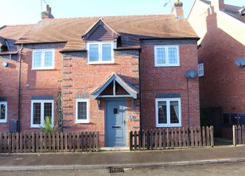 Thumbnail 3 bed semi-detached house for sale in Stoke Golding, Warwickshire
