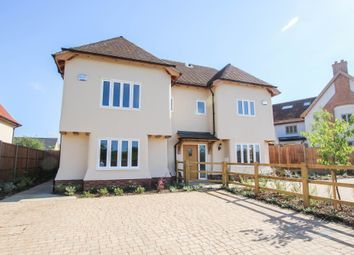 Thumbnail 4 bed semi-detached house for sale in Whiteditch Lane, Newport, Saffron Walden