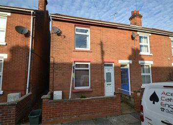 Thumbnail 3 bed end terrace house for sale in Lisle Road, Colchester, Essex