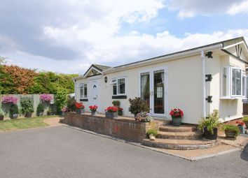 Thumbnail 1 bed mobile/park home for sale in Kindersley Park, Salisbury Road, Andover
