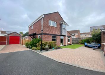 Thumbnail 4 bed detached house for sale in Greenlees Drive, Plympton, Plymouth