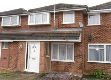 Thumbnail 3 bedroom terraced house to rent in Kerria Place, Bletchley, Milton Keynes