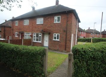 Thumbnail 3 bed semi-detached house to rent in St. Nicholas Avenue, Norton, Stoke-On-Trent