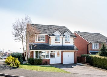 Thumbnail 4 bedroom detached house for sale in Beauchamp Meadow, Lydney