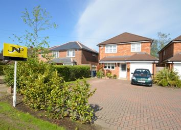 Thumbnail 4 bed detached house to rent in Hazlemere Road, Penn, High Wycombe