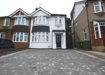 Thumbnail 3 bed semi-detached house to rent in Carisbrooke Avenue, Watford