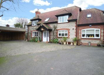 Thumbnail 4 bed detached house for sale in The Street, Rustington, West Sussex