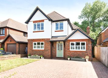 Thumbnail 4 bed detached house for sale in Canada Road, Cobham