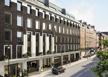 Thumbnail 2 bed flat for sale in Portman Square, London