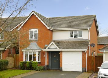 Thumbnail 4 bed detached house for sale in Jarman Drive, Horsehay, Telford