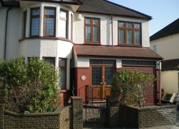 Thumbnail 4 bed end terrace house to rent in Glenwood Gardens, Gants Hill, Ilford