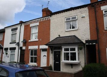 Thumbnail 2 bed terraced house for sale in Chestnut Road, Glenfield, Leicester