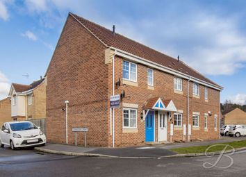 Thumbnail 2 bed maisonette for sale in Ruby Way, Mansfield
