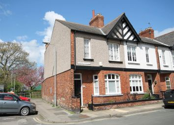 Thumbnail 3 bed end terrace house for sale in North Parade, York